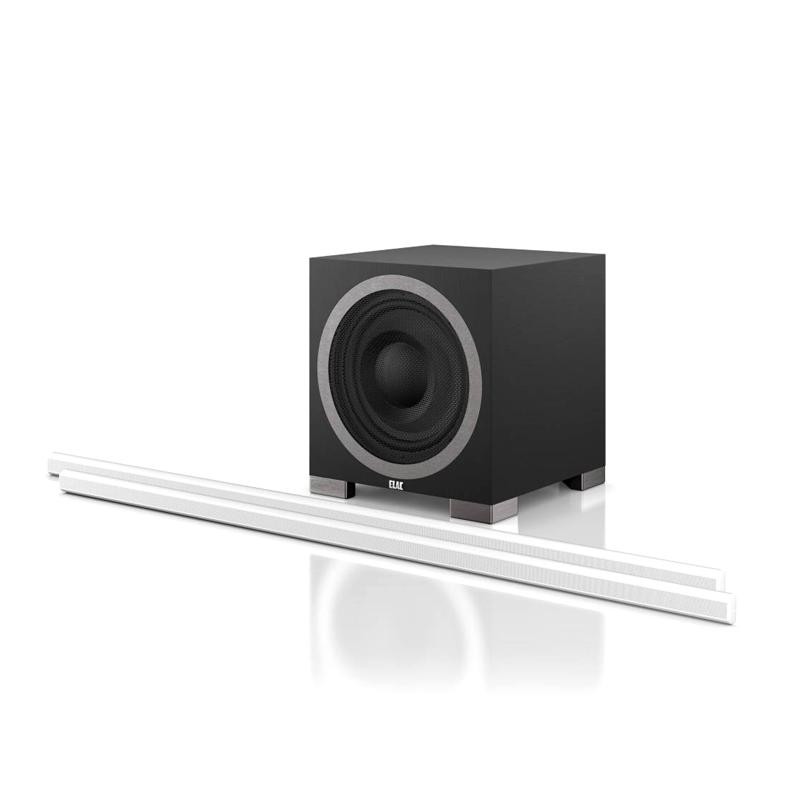 Sound Bar mit Subwoofer