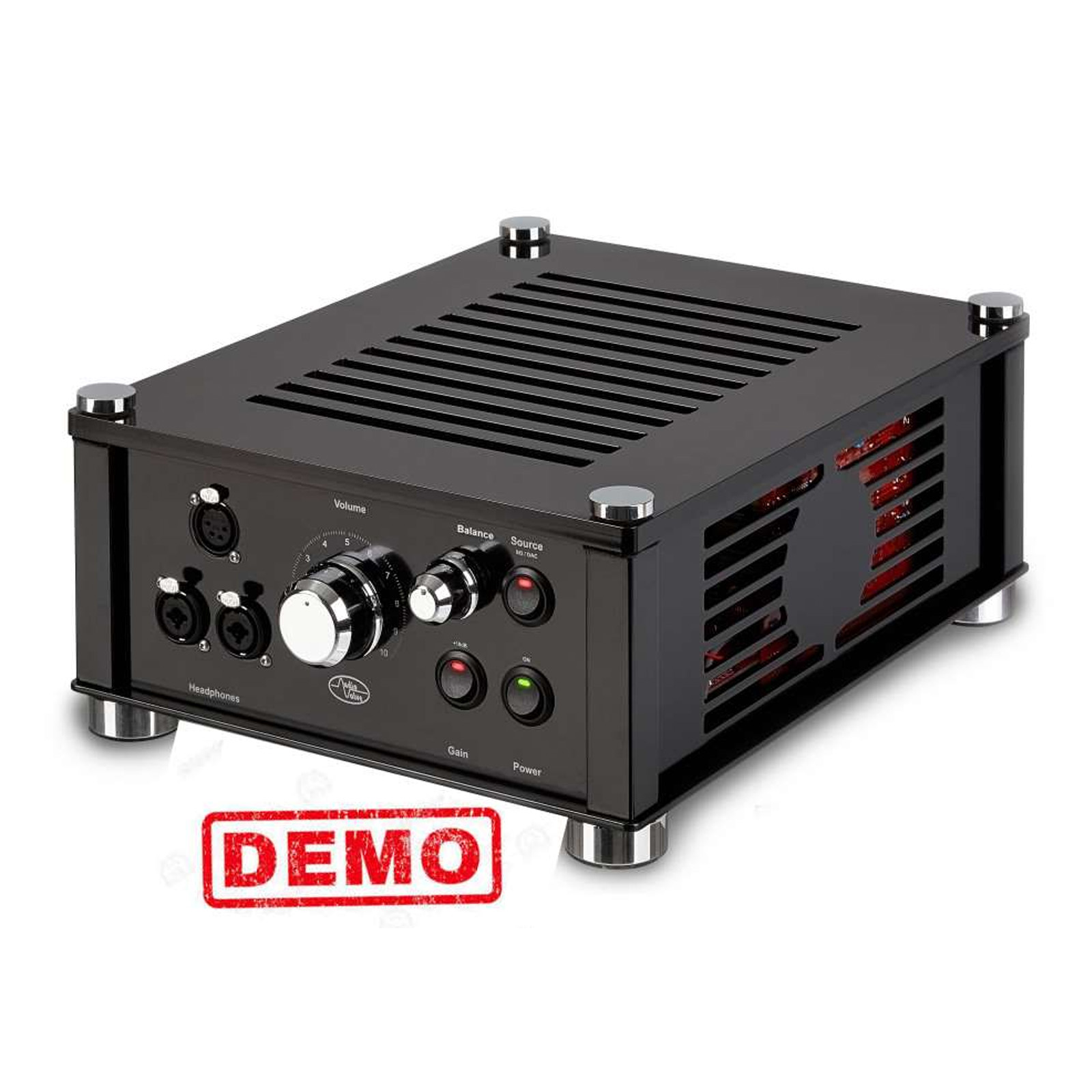 Demo amps